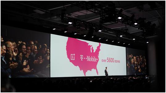 一加与T-Mobile达成战略合作 正式进入美国主流运营商市场