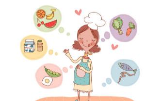 怀孕了怎么吃?东看西问不如听听孕期营养师的建议!