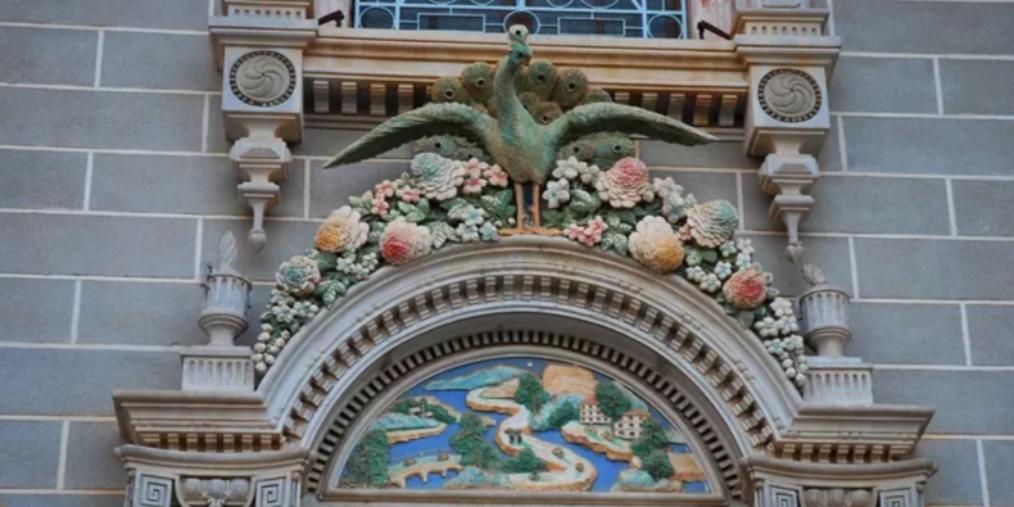 中西合璧的结晶——西阳镇白宫联芳楼