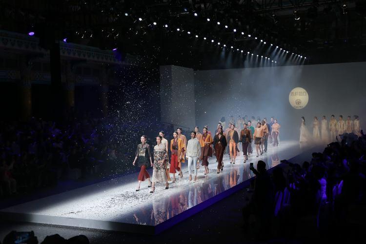 进军2019中国国际时装周|香祥响向高端定制时装品牌首秀