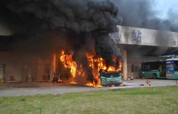 市场监管总局:新能源汽车频起火已督促企业召回5次