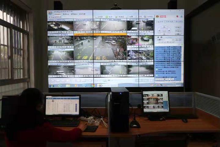 办事过程可视化 后期管理可控化 黄岩实施小城镇智能化管理
