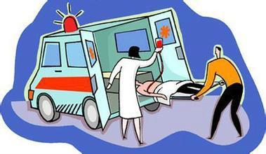 男子颈动脉狂飙血路边求助!女辅警3分钟护送至医院