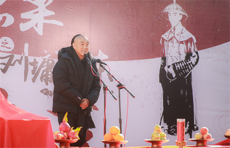 电视剧《刘公案之刘墉下山东》开机  何冰塑造新版刘墉