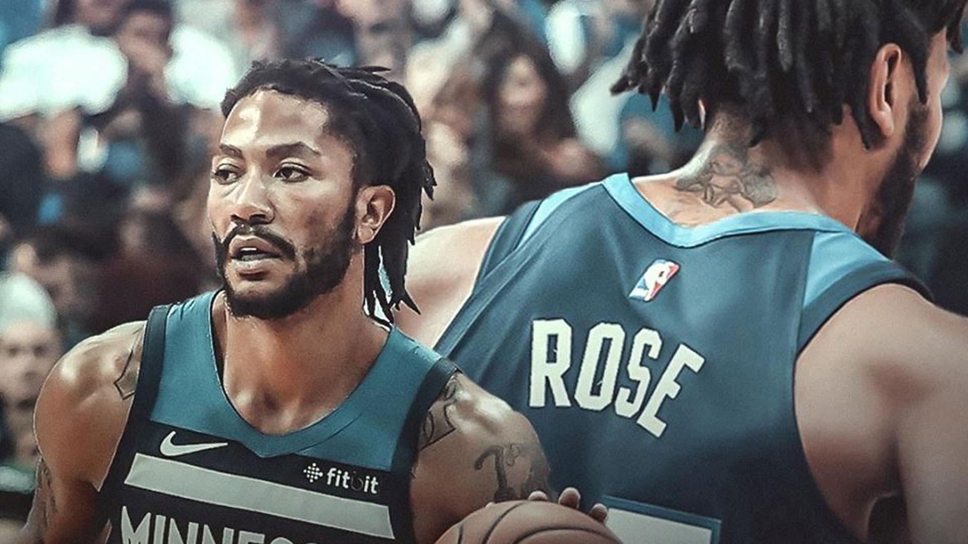 罗斯:年轻时我只想要MVP 现在还能拿最佳第六人