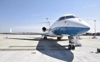 第一届中国广州商务航空展暨大中华地区轻型公务机发展
