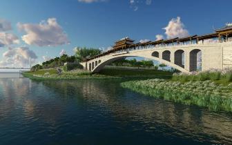总投资20亿元的郁江两岸综合整治工程项目最新进度