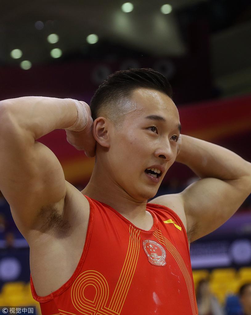 啥操作?肖若騰平分失利 體操世錦賽全能屈居亞軍