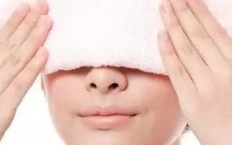 敷眼睛冷热有别,这里的护眼方法,值得收藏!