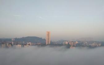 内江启动重污染天气Ⅲ级预警 未来三日或将出现中度及以上污染天