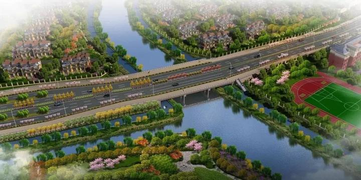 注意绕行!体育场路跨永宁河路段即将封闭施工3个月