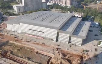 再见,东莞国际会展中心!你好,东莞市民服务中心!