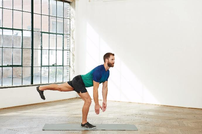 8项简单的练习 有效增强易被忽视的臀肌