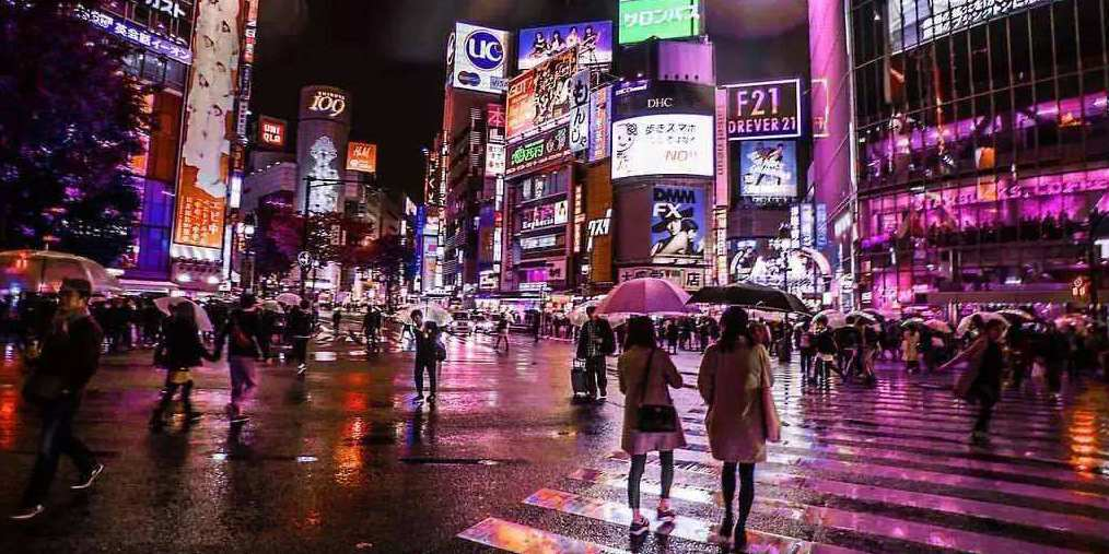 日本街头采访:表参道时尚元素大盘点!