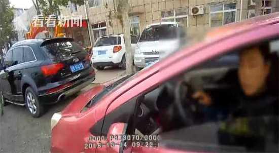 奇葩!男子无证驾车被查 自称不知开车需要驾照