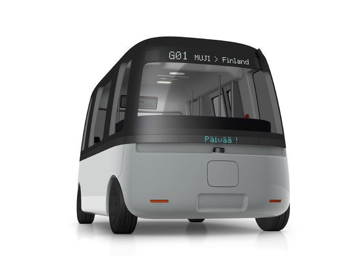 新玩家入局 无印良品携Sensible4开发自动驾驶巴士