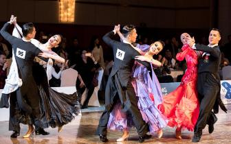 """""""一带一路""""厦门国际标准舞世界公开赛即将盛大开幕"""