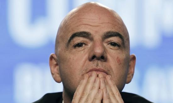 FIFA提议卡塔尔找国家合办世界杯 主席:可提前扩军