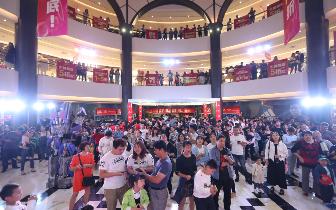 东百优品城10.26盛大开业  37大品牌销售业绩摘冠