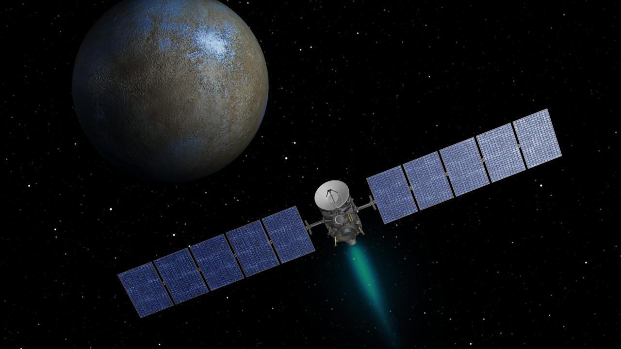 小行星探测器黎明号失联,NASA本周痛失两大干将