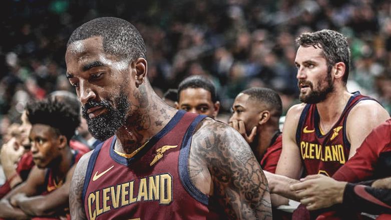 JR公开提出交易要求 本赛季年薪1470万场均2.5分