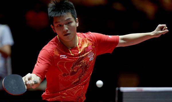 瑞典賽樊振東丁寧贏內戰 馬龍退賽男雙全軍覆沒