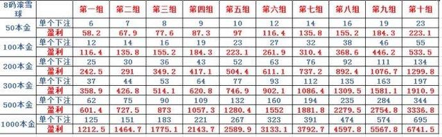 """网传的北京赛车PK10""""滚雪球""""方案(受访者供图)"""