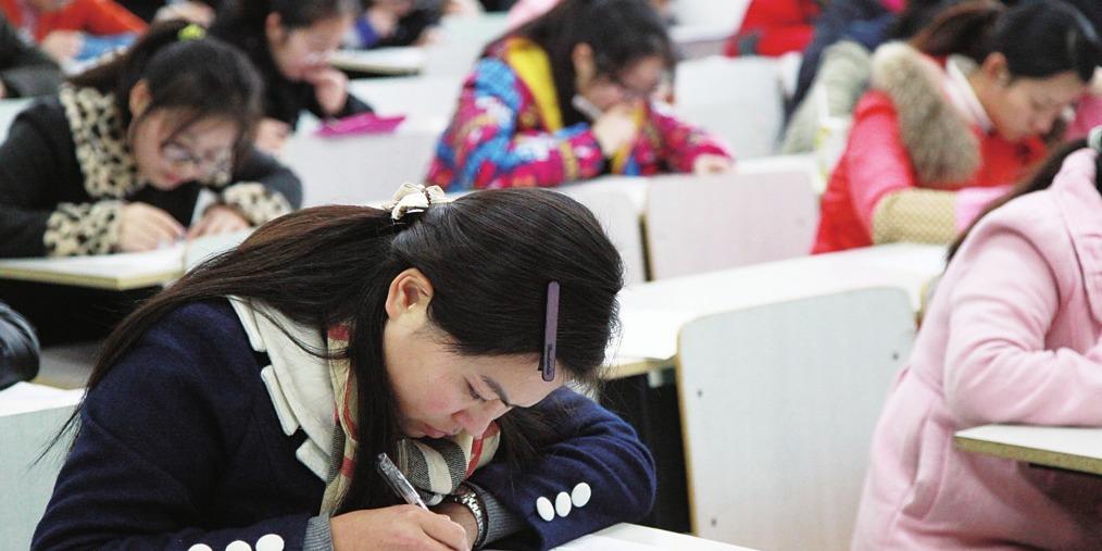 2019年国考报名结束 广西职位吸引2.7万多人报名