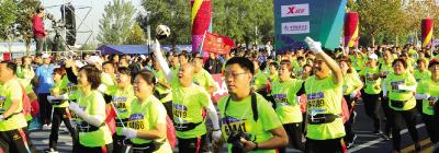 举办马拉松赛为我省经济带来什么?
