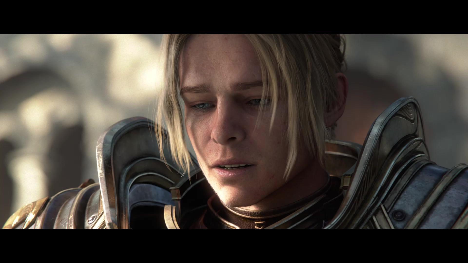 """《魔兽世界》""""失落的荣耀""""动画短片 为了阻止希尔瓦娜斯"""
