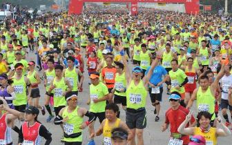 报名启动!11月25日 韶山红色国际马拉松赛等你来!