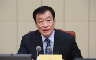 刘奇主持省委常委会会议 传达学习中央有关会议精神