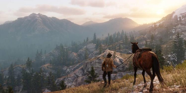 《荒野大镖客2》评测——创造了一个时代的游戏