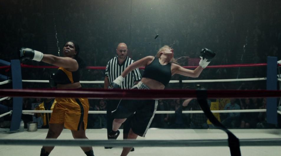 从花滑太妹到女拳击手 现实中的谭雅和游戏里一样勇悍