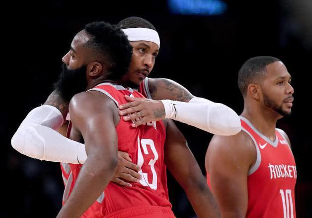NBA-火箭力擒步行者喜迎3连胜?最新赔率暗藏玄机