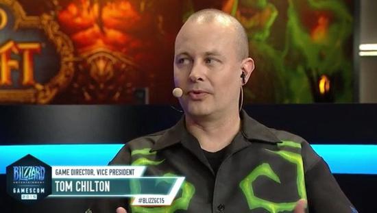 暴雪新总裁采访爆料:魔兽世界前总监或在开发新MMORPG