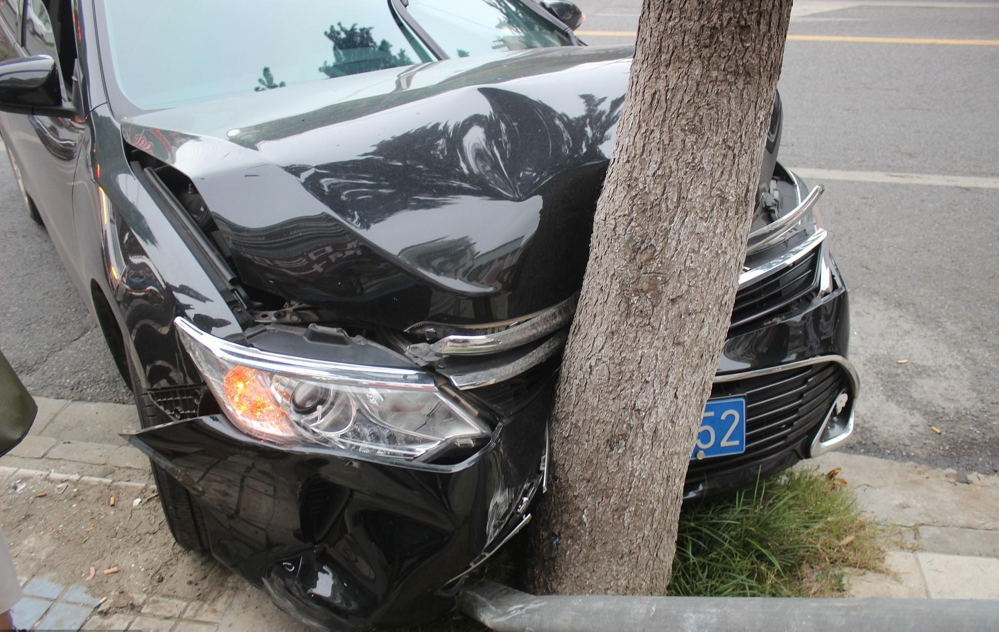 女司機根本就不是馬路殺手