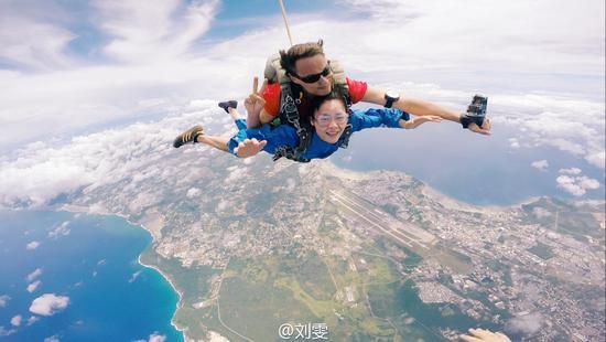 中国首位登上维密超模,论开挂人生我只服刘雯