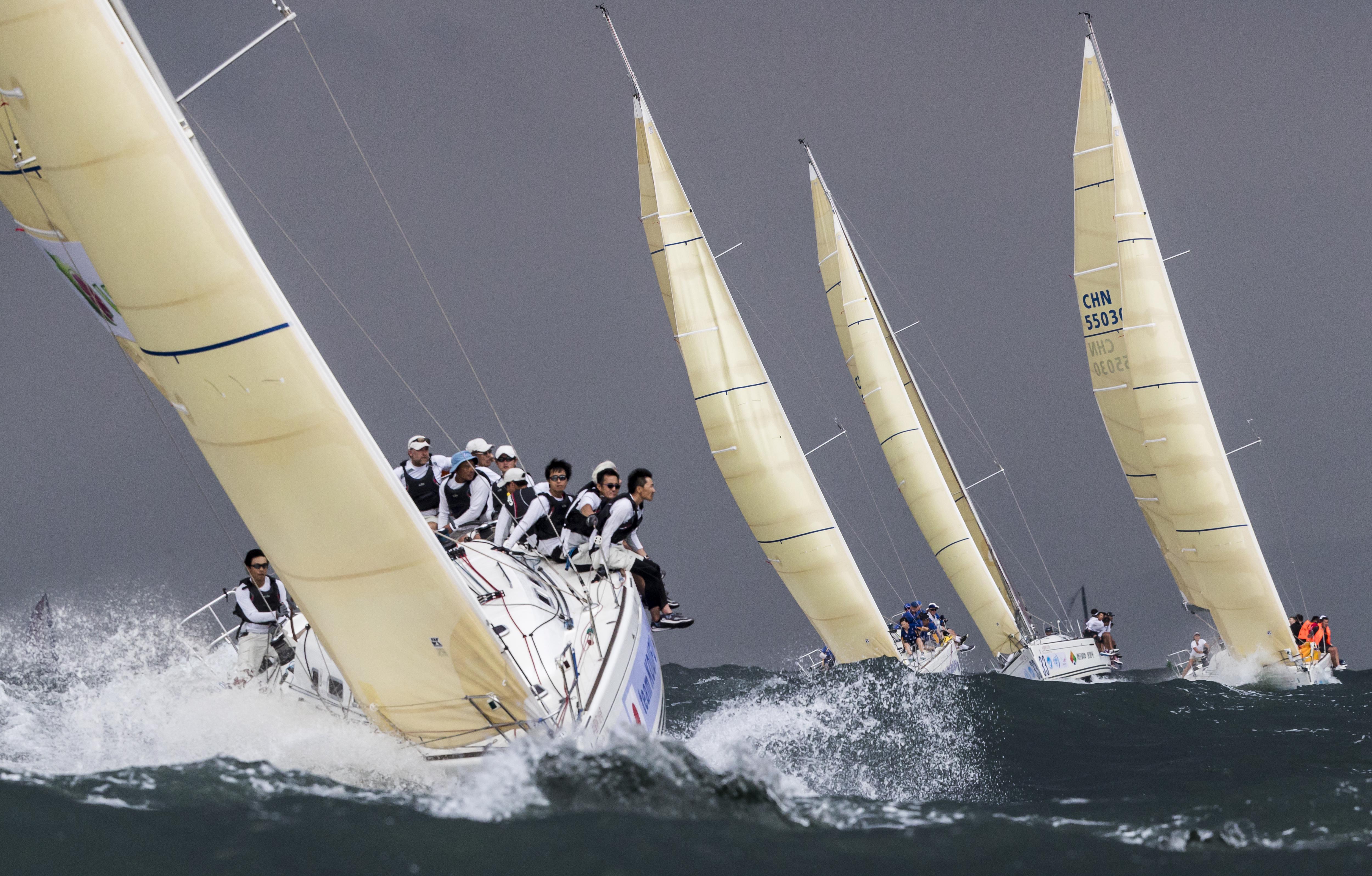 轮回之间返诸初心 中国杯帆船赛迎来最强冠军年