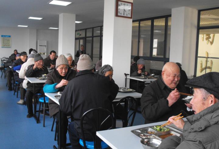 改革开放40年   鄞州养老机构从1家发展到22家