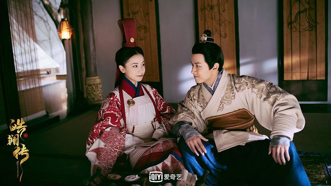 吴谨言聂远前缘再续 《皓镧传》11月15日开播