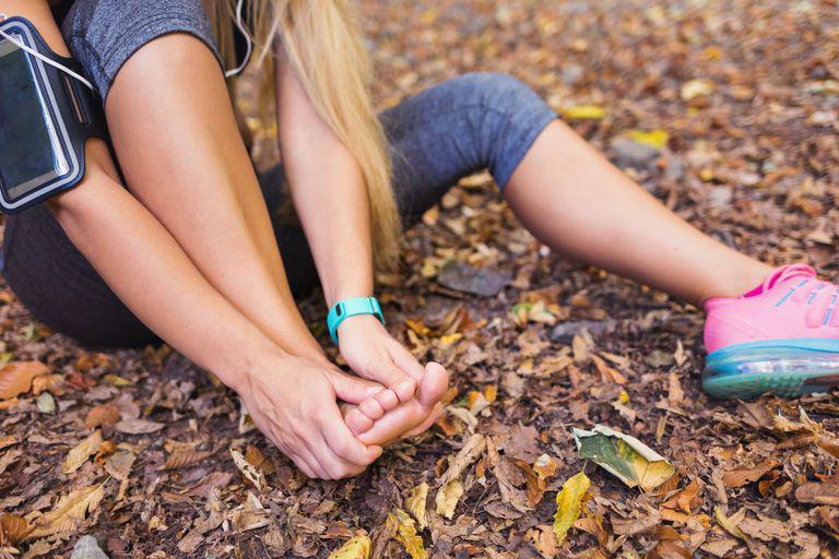 弧足弓疼痛难以跑步? 或与三种伤病有关