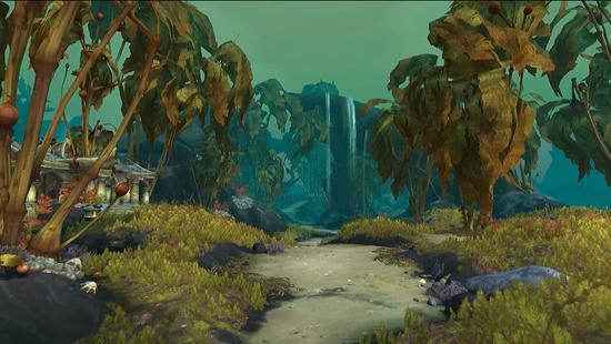 魔兽设计师:8.1恩佐斯现身 冬拥湖成为史诗级战场回归