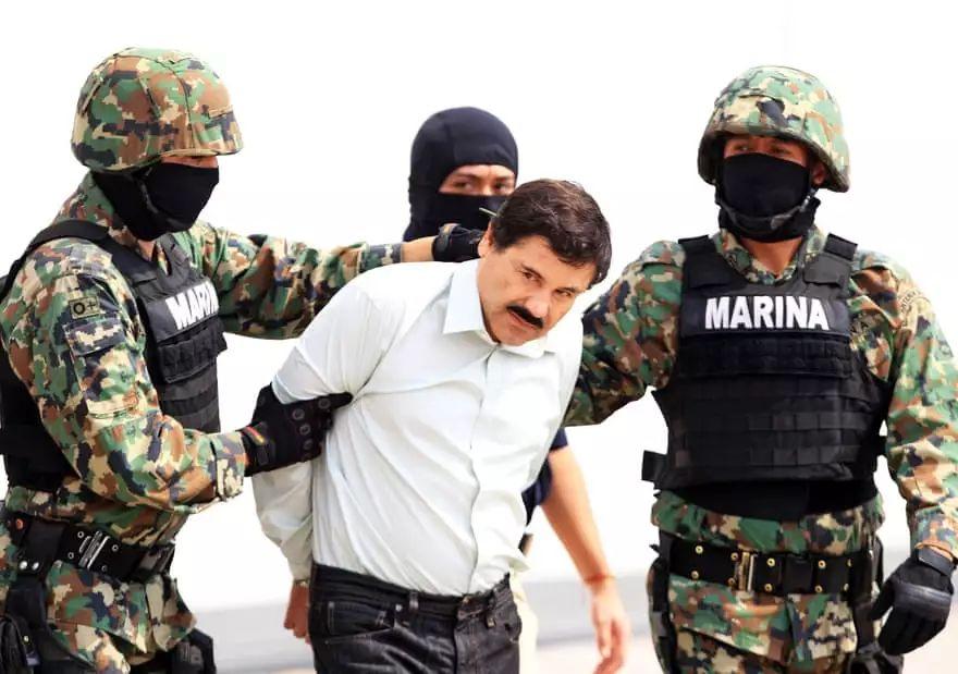 墨西哥大毒枭接受世纪审判 其毒品王国却还在运转