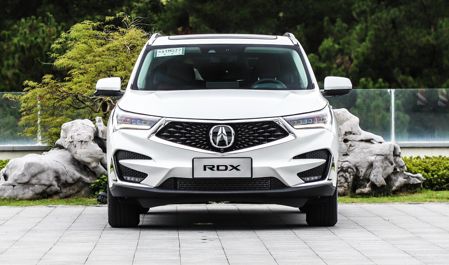 【草稿】售价xx-xx万元 广汽讴歌全新RDX上市