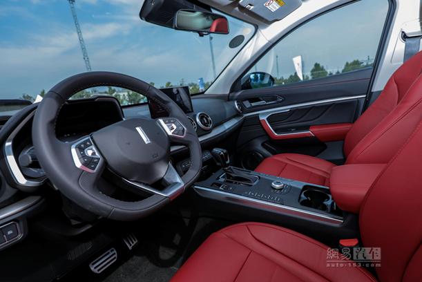 推荐两驱旗舰型VV5升级款购车手册