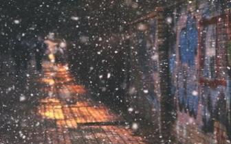 飘雨飞雪迎立冬 山西局地降温达8℃以上
