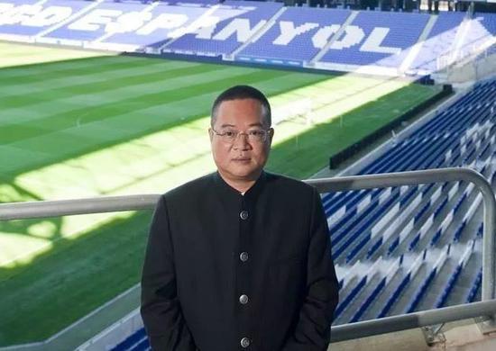 西班牙人中国老板陈雁升