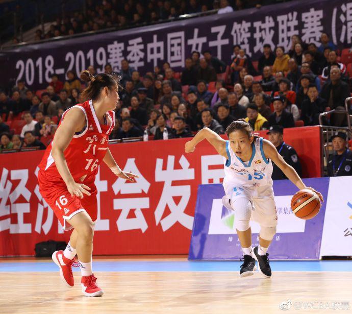 WCBA综合消息:八一广东继续领跑 武汉负天津垫底