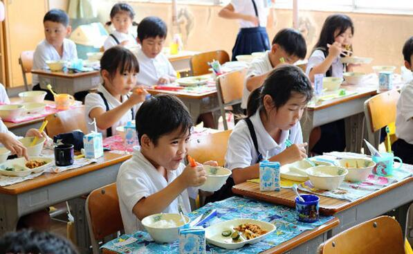 Image result for 日本 學生 食飯